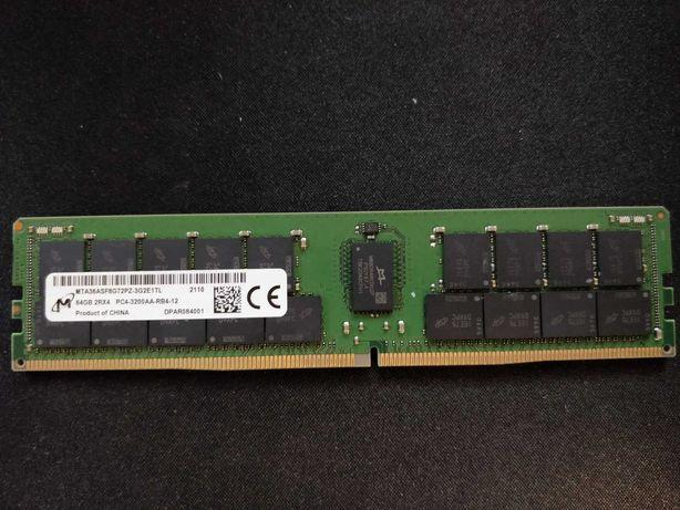 Memorie RAM 64GB DDR4 3200Mhz ECC Registered