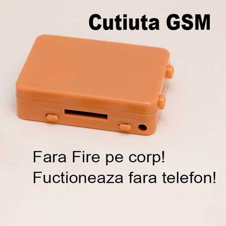 Cutie GSM Box pentru Copiat/Fara Telefon asupra dumneavoastră!