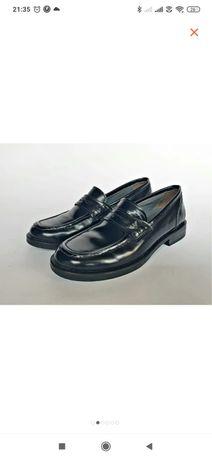 Pantofi mocasini Armani originali