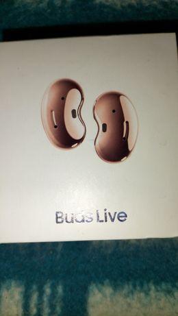 Продам наушники Samsung Buds live