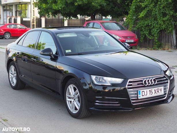 Audi A4 2017 / 2. benzina / 252 cp / 4x4 / Pers. Fizica / Masina Personala