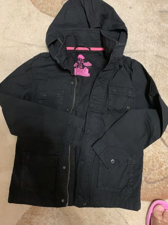 Продавам 3 бр. якета за момиче - H&M и друго /11-12 г./