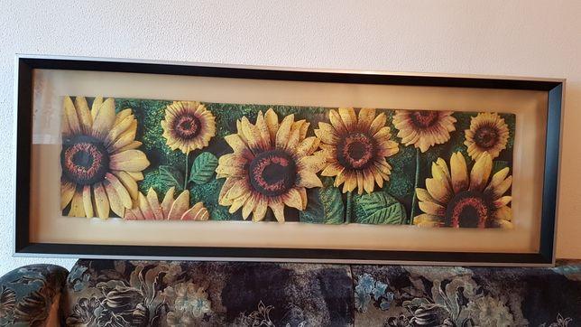 Tablou flori 3d