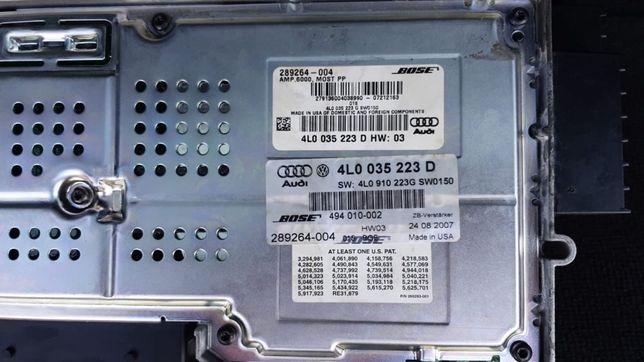 Amplificator AUDI Q7 Bose 4L0035223D 4L0 035 223 D
