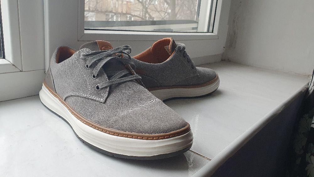 Skechers, Pantofi sport din material textil Moreno-Ederson, Gri carbun