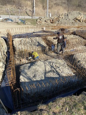 Oferim lucrării de construcții contra comision Rugam Seriozitate