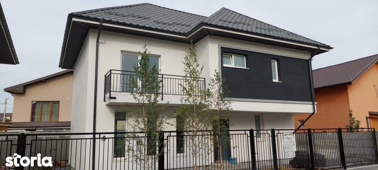 Casa Individuala P+1+M