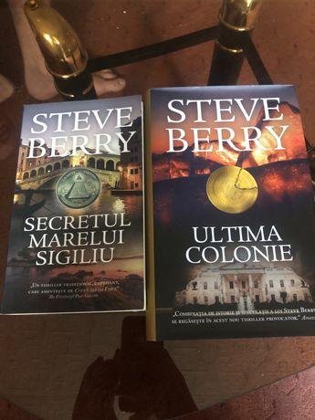 Romane Steve Berry