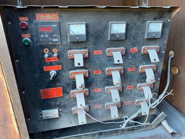 Трансформатор для прогрева бетона в аренду