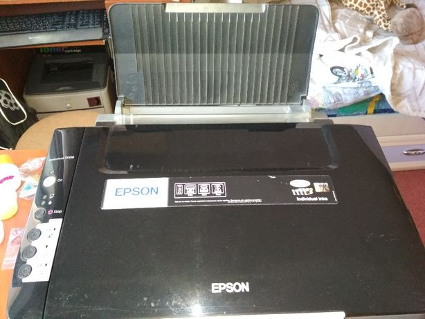 Принтер-сканер-ксерокс Epson Stylus TX10