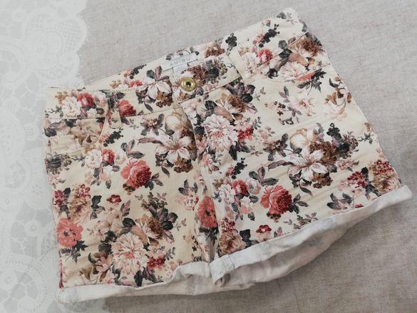Флорални къси гащи Amisu