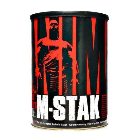 Тестобустер Universal Nutrition, Animal M-Stak, трибулус тестостерон