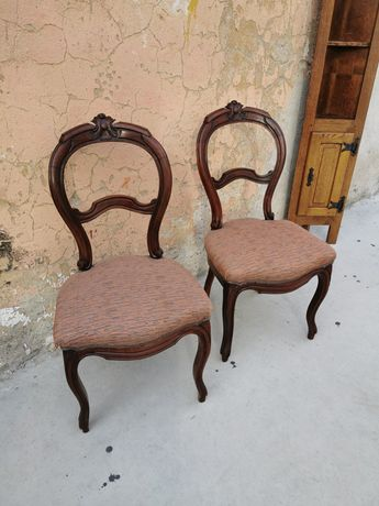 Елегантни барокови столове