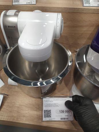 Кухонная машина в упаковке