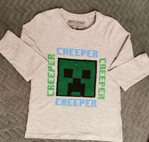 Bluza Creeper ireversibil