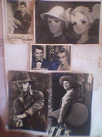 Fotografii vechi - cu actori si interpreti