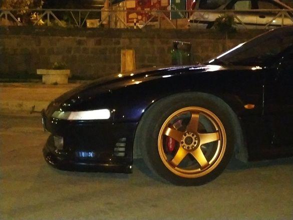 Rota GTR 18x9.5 5х114.3 ет+30 с чисто нови гуми! Дот 2021