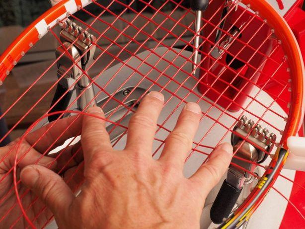 Racordare racheta tenis in Cluj-Napoca - 20 RON