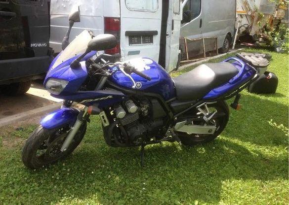 Yamaha Fazer 600 на ЧАСТИ