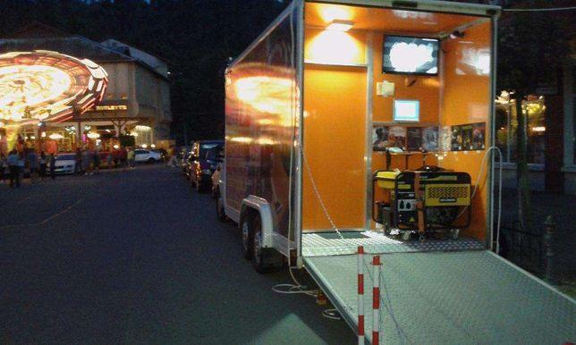 Vand afacere Cinema mobil 7D (5D,9D) si VR+masina+firma