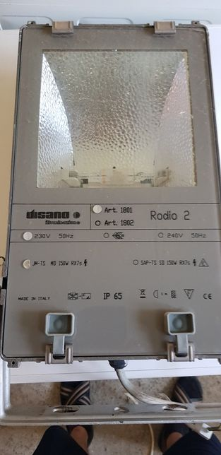 Reflector exterior Ip64 150w Italy
