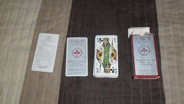 Carti Tarot 78 buc Made in France originale