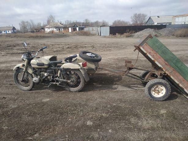 Мотоцикл урал 1993