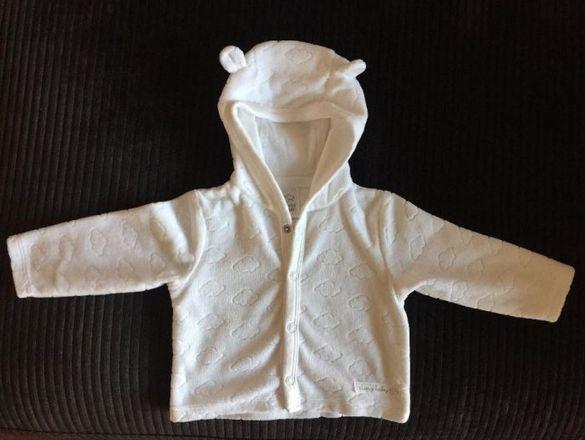 Жилетка-якенце от полар марка Baby club C&A