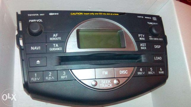 Mp3 player Toyota Rav4