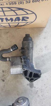Маслен охладител - /БМВ/BMW/-/е60/е61/ - M57N2 3.0d 231кс.