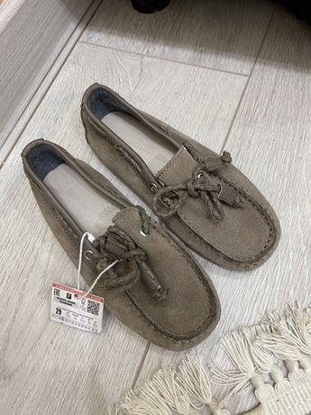 Обувь Zara новая