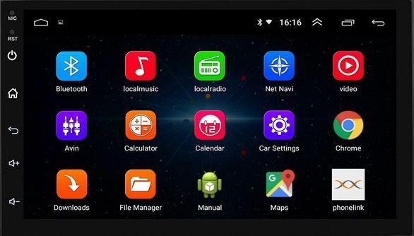 Navigatie Android Hyundai Tucson,Elantra,Accent,Terracan,SANTAFE,GETZ