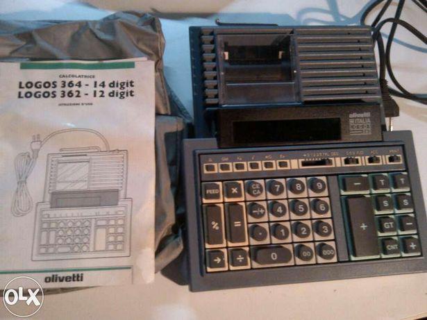 Calculator cu banda Olivetti Logos 362