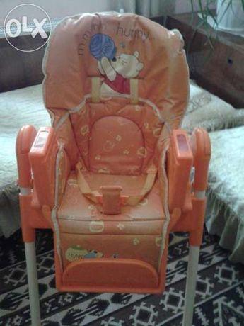 Продавам детско столче за хранене
