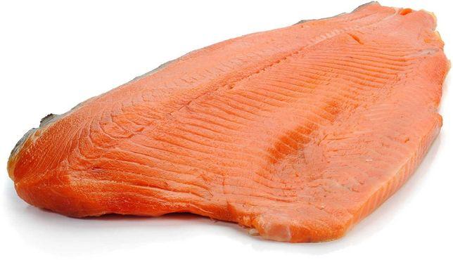 филе рыба семга лосось копченый