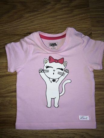 Бебешка тениска Karl Lagerfeld