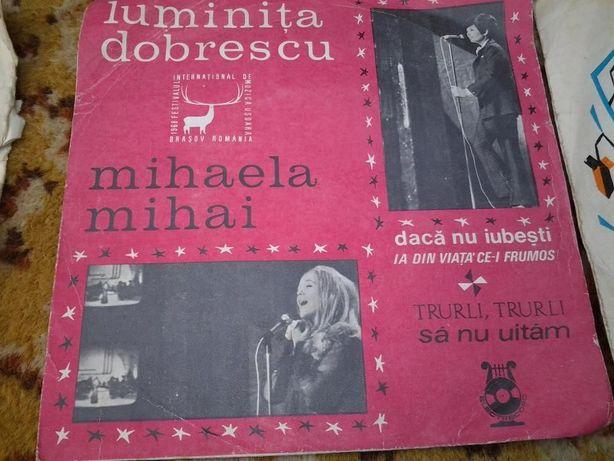 Electrorecord, Disc Luminita Dobrescu, Mihaela Mihai