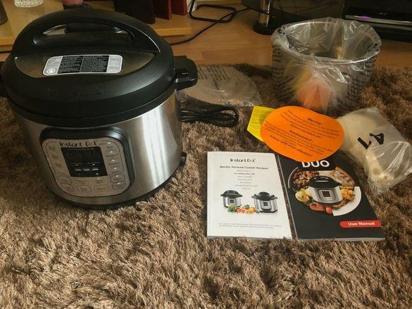Multi Cooker Тенджера под налягане