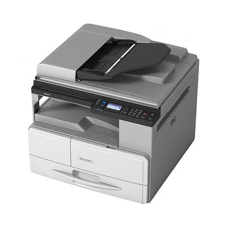 ЧБ копирна машина RICOH MP2014АD, принтер, скенер, дуплекс, 216гр.