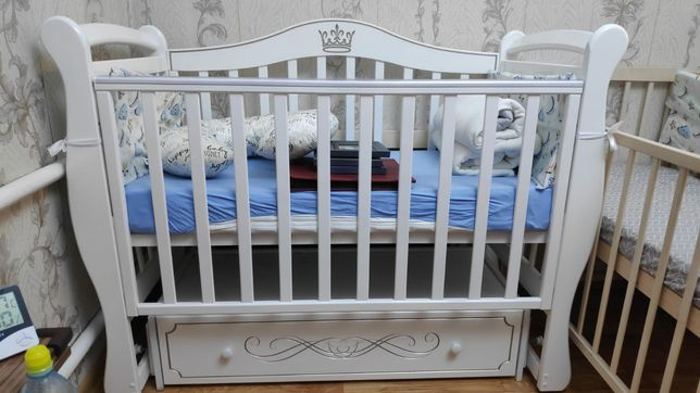 Кровать детская в отличном состоянии