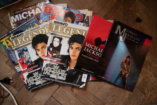 Michael Jackson Colection Reviste/ Carti Album si CD-uri / Dvd-uri