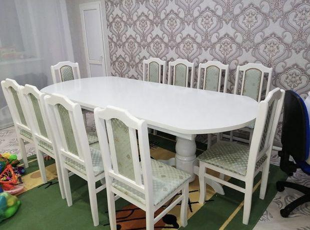 Стол и стулья на заказ