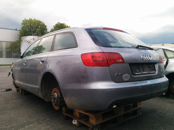 На Части! Audi A6 4F 3.0 TDI Quattro 4x4 S-Line Комби Recaro Ауди