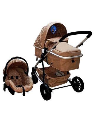 Carucior copii ; 3 in 1-Baby Care Complet