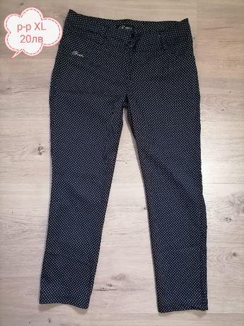 Елегантен дълъг панталон, размер XL