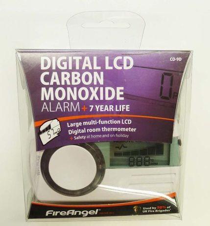 Detector monoxid de carbon cu display, FireAngel CO-9D