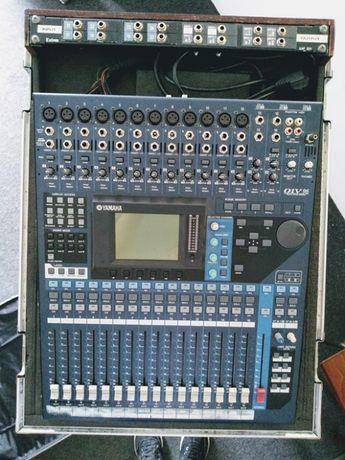 Vand mixer Digital Yamaha 01V96 + extensie MY8 ADDA96 + case
