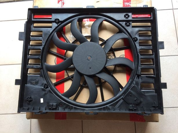 Case Electro Ventilator Cayenne 3.0 Tdi 7P0121207A / 95810606112