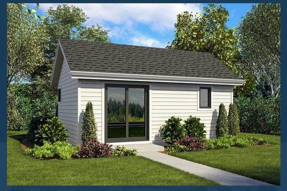Сглобяема къща 32м2, бунгала, павилиони, сглобяеми къщи, халета