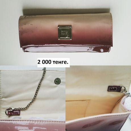 Клатч сумочка